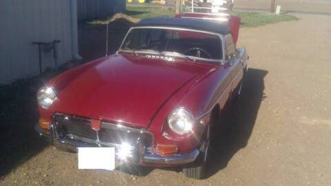 1973 MG MGB for sale at Haggle Me Classics in Hobart IN