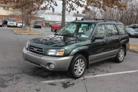 2005 Subaru Forester for sale at Auto Bahn Motors in Winchester VA