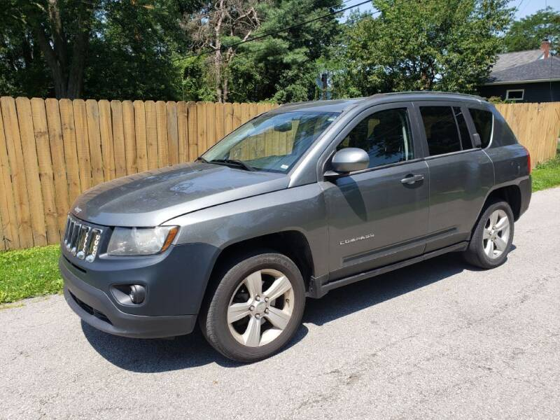 2014 Jeep Compass for sale at REM Motors in Columbus OH