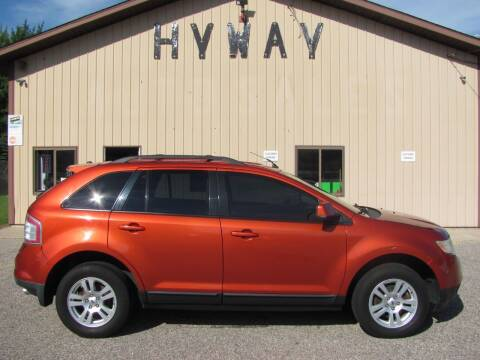 2008 Ford Edge for sale at HyWay Auto Sales in Holland MI