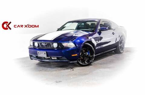 2011 Ford Mustang for sale at CarXoom in Marietta GA