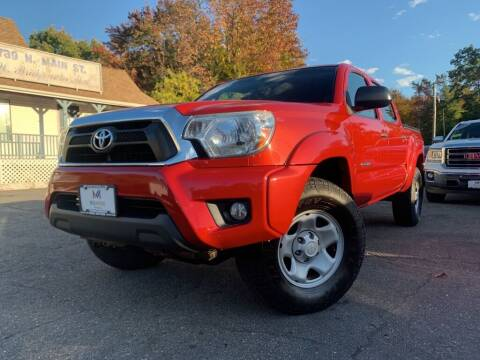2013 Toyota Tacoma for sale at Mega Motors in West Bridgewater MA