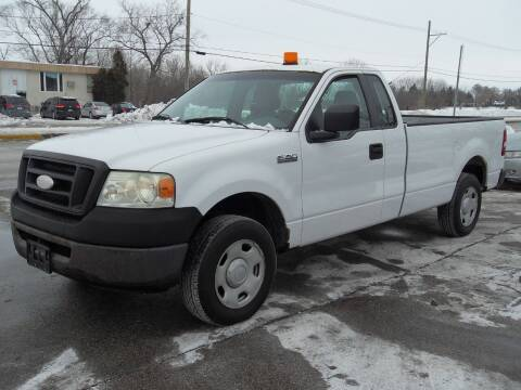 2007 Ford F-150 for sale at GLOBAL AUTOMOTIVE in Gages Lake IL