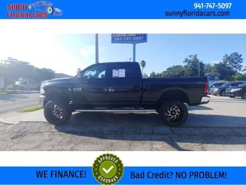 2014 RAM Ram Pickup 2500 for sale at Sunny Florida Cars in Bradenton FL
