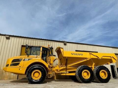2014 Volvo A25F - 6X6 - 25 TON for sale at Vehicle Network - Milam's Equipment Sales in Sutherlin VA