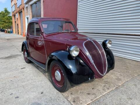 1947 FIAT 500 Topolino for sale at Gullwing Motor Cars Inc in Astoria NY