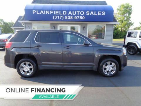 2015 GMC Terrain for sale at Plainfield Auto Sales in Plainfield IN