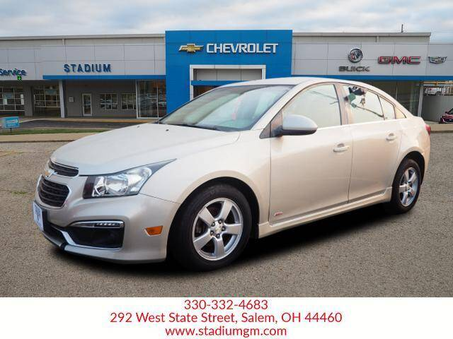 2016 Chevrolet Cruze Limited for sale in Salem, OH