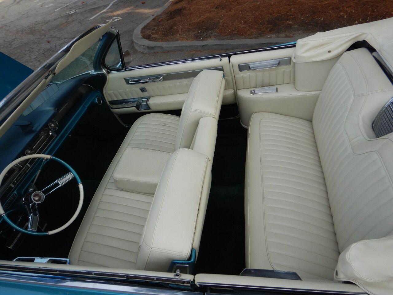1961 Cadillac Eldorado Biarritz 63