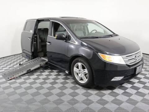 2013 Honda Odyssey for sale at AMS Vans in Tucker GA