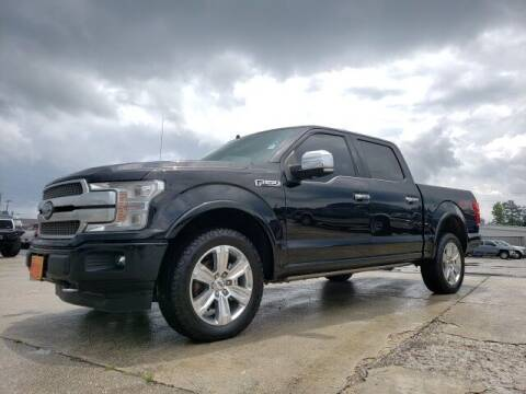 2018 Ford F-150 for sale at Hardy Auto Resales in Dallas GA