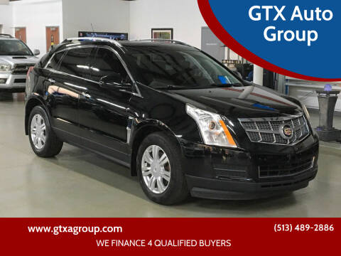 2010 Cadillac SRX for sale at GTX Auto Group in West Chester OH