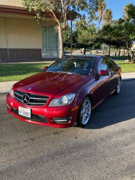 2013 Mercedes-Benz C-Class for sale at California Auto Trading in Bell CA