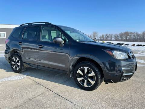 2018 Subaru Forester for sale at Kuhn Enterprises, Inc. in Fort Atkinson IA