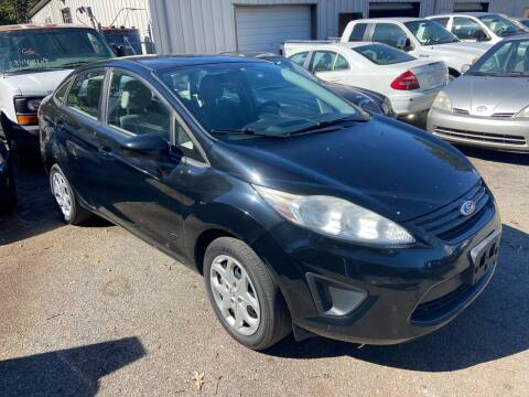 2012 Ford Fiesta for sale at Noel Motors LLC in Griffin GA