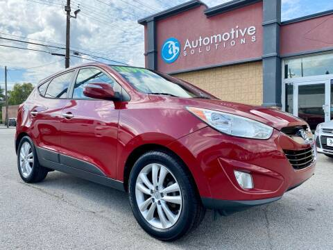 2011 Hyundai Tucson for sale at Automotive Solutions in Louisville KY