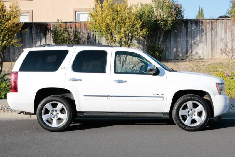 2010 Chevrolet Tahoe for sale at California Diversified Venture in Livermore CA