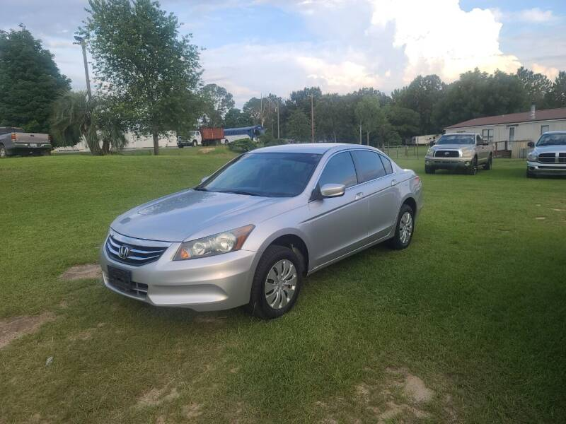 2011 Honda Accord for sale at Lakeview Auto Sales LLC in Sycamore GA