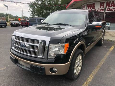 2011 Ford F-150 for sale at Right Place Auto Sales in Indianapolis IN