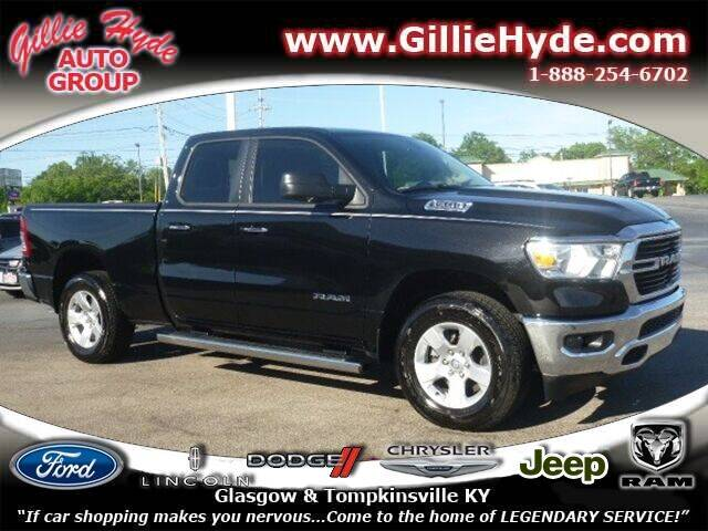 2020 RAM Ram Pickup 1500 for sale at Gillie Hyde Auto Group in Glasgow KY
