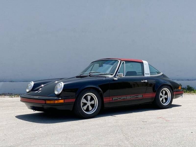 1978 Porsche 911 for sale at ZWECK in Miami FL