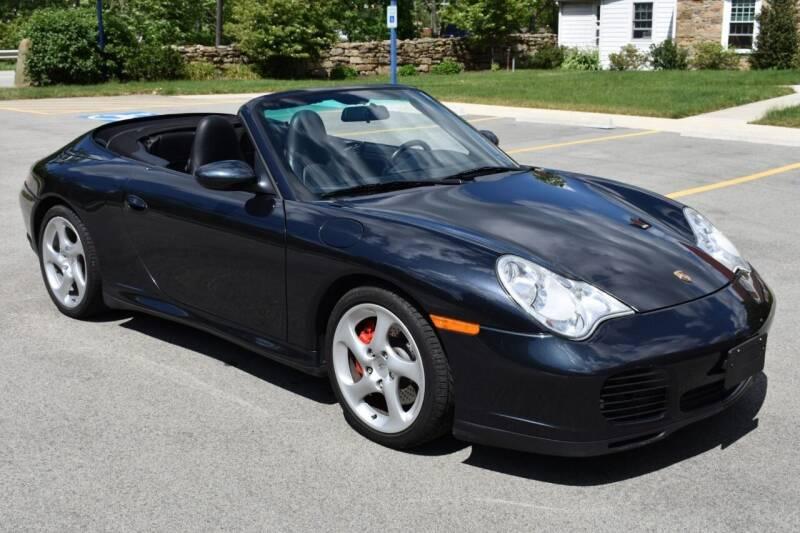 2004 Porsche 911 for sale at ROBERT MOTORCARS in Woodbury CT
