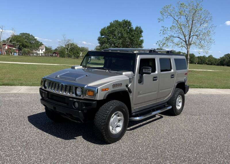 2004 HUMMER H2 for sale at P J'S AUTO WORLD-CLASSICS in Clearwater FL