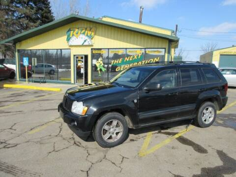 2006 Jeep Grand Cherokee for sale at RPM AUTO SALES in Lansing MI