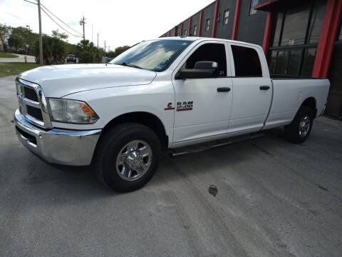 2014 RAM Ram Pickup 2500 for sale at Ven-Usa Autosales Inc in Miami FL