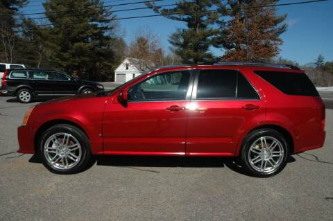 2008 Cadillac SRX for sale at Bruce H Richardson Auto Sales in Windham NH