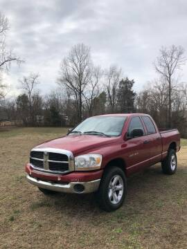 2006 Dodge Ram Pickup 1500 for sale at Gregs Auto Sales in Batesville AR