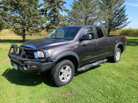 2012 Toyota Tundra for sale at COUNTRYSIDE AUTO INC in Austin MN
