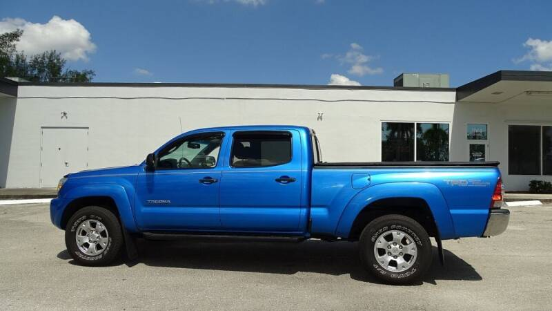 2011 Toyota Tacoma for sale at MG Auto Center LP in Lake Park FL