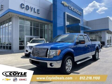 2012 Ford F-150 for sale at COYLE GM - COYLE NISSAN - New Inventory in Clarksville IN