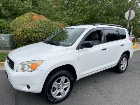 2007 Toyota RAV4 for sale at Dreams Auto Group LLC in Sterling VA
