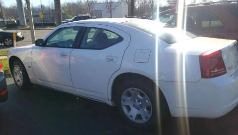 2007 Dodge Charger for sale at Rayyan Auto Sales LLC in Lexington KY