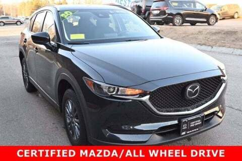 2020 Mazda CX-5 for sale at 495 Chrysler Jeep Dodge Ram in Lowell MA