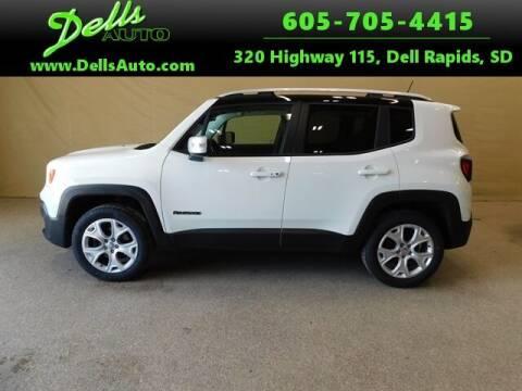 2016 Jeep Renegade for sale at Dells Auto in Dell Rapids SD
