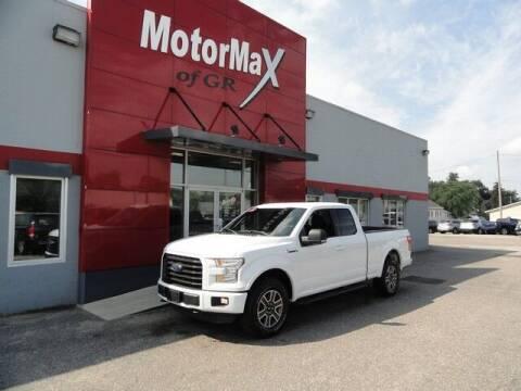 2016 Ford F-150 for sale at MotorMax of GR in Grandville MI