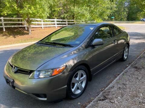 2008 Honda Civic for sale at Premier Auto Solutions & Sales in Quinton VA