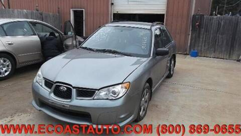 2007 Subaru Impreza for sale at East Coast Auto Source Inc. in Bedford VA