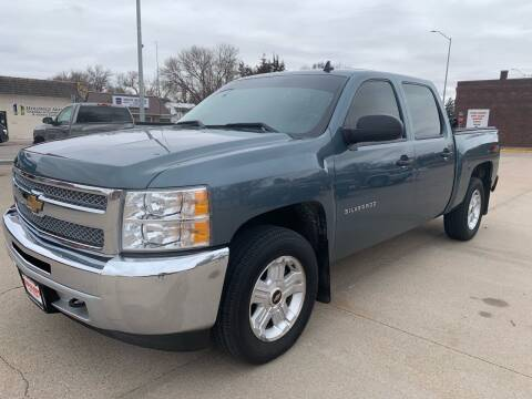 2013 Chevrolet Silverado 1500 for sale at Spady Used Cars in Holdrege NE