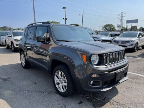 2018 Jeep Renegade for sale at SOUTHFIELD QUALITY CARS in Detroit MI
