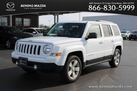 2014 Jeep Patriot for sale at Bening Mazda in Cape Girardeau MO