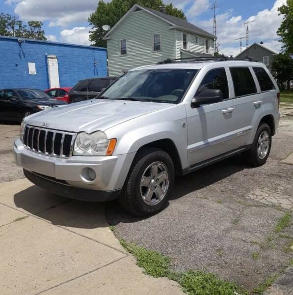 2007 Jeep Grand Cherokee for sale at M & C Auto Sales in Toledo OH