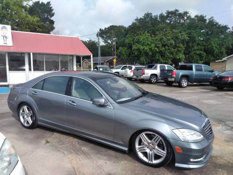 2013 Mercedes-Benz S-Class for sale at Uncle Ronnie's Auto LLC in Houma LA