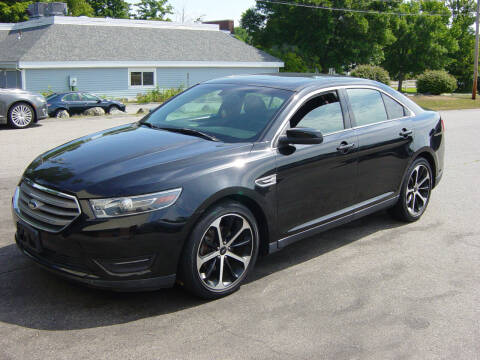 2015 Ford Taurus for sale at North South Motorcars in Seabrook NH
