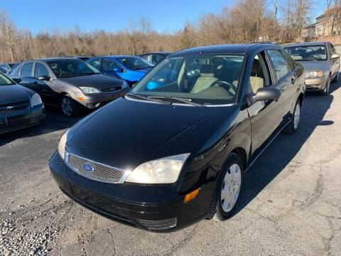 2005 Ford Focus for sale at Best Buy Auto Sales in Murphysboro IL
