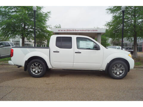 2021 Nissan Frontier for sale at BLACKBURN MOTOR CO in Vicksburg MS