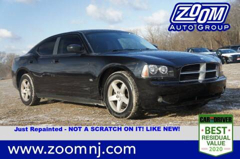 2009 Dodge Charger for sale at Zoom Auto Group in Parsippany NJ